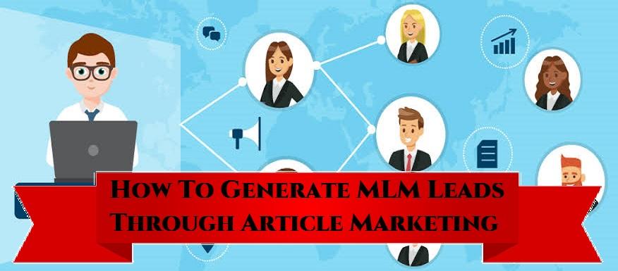 multi level marketing leads
