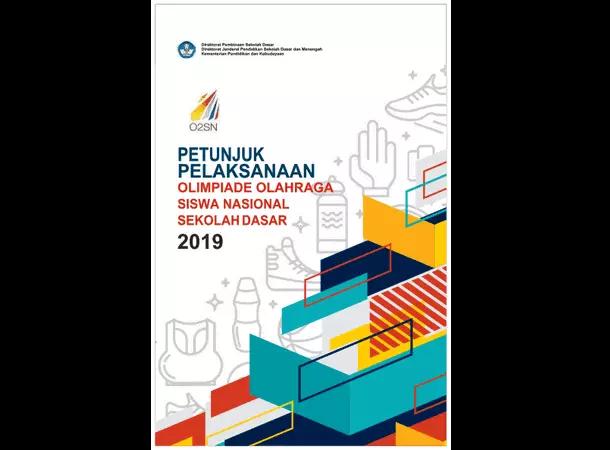 Juklak O2SN (Olimpiade Olahraga Siswa Nasional) Tingkat SD 2019