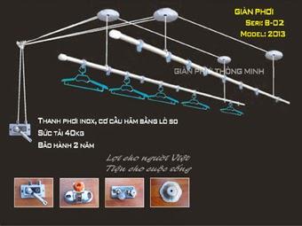 Gian phoi thong minh Hoa Phat chat luong da duoc khang dinh