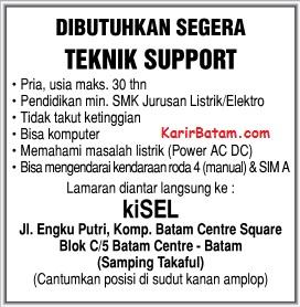 Lowongan Kerja PT. Koperasi Telkomsel (Kisel Telkomsel)