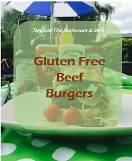 BTBS Gluten Free Beef Burgers
