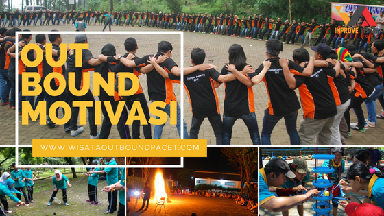 outbound motivasi wisata outbound pacet improve vision