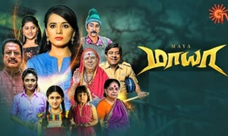 Maya | Episode 25 | Tamil Serial