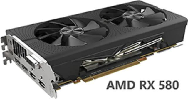Dois-je acheter une carte graphique AMD RX 580 8 Go?