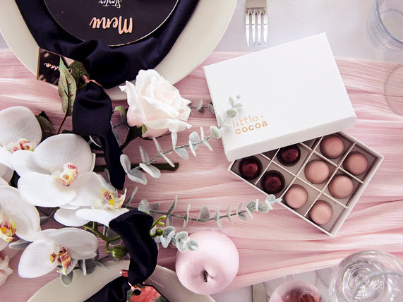 ➳ LITTLE COCOA | WEDDING CHOCOLATES TO REMEMBER Q+A {GOLD COAST}