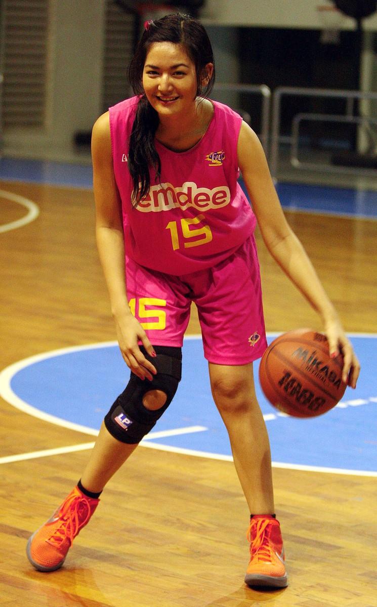 Pemain Basket Wanita Indonesia