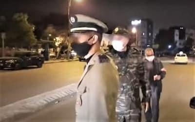 القائد المعروف اعلاميا بقائد بنت الكوميسير موقوف عن العمل....