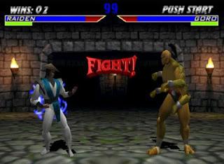 Download game Mortal Kombat 4