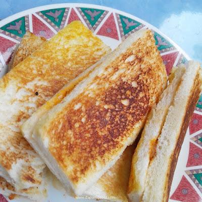 Resep Roti Bakar Mini