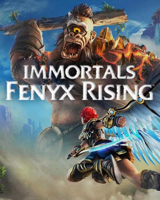 Immortals Fenyx Rising Torrent