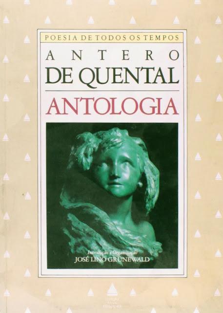 Antologia - Antero de Quental