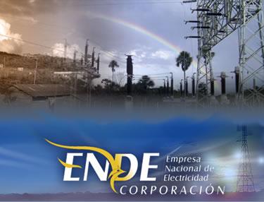 ENDE (1962): Empresa Nacional  de Electricidad, Bolivia