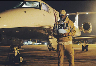 Davido and Private Jet