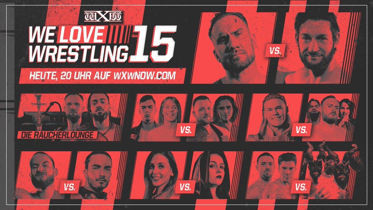 Cobertura: wXw We Love Wrestling (11/06/2021) – Arqueiro!
