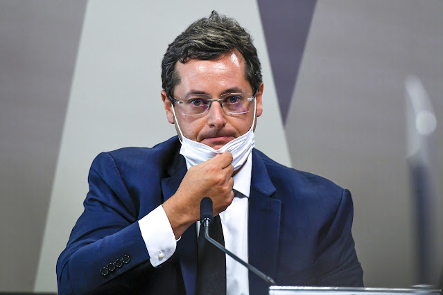 Ex-secretário Fabio Wajngarten confirma que Governo ignorou oferta de vacina da Pfizer por dois meses