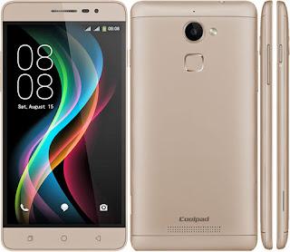 Coolpad Shine Smartphone Android Harga Rp 2 Jutaan dengan Layar 5.5 inch