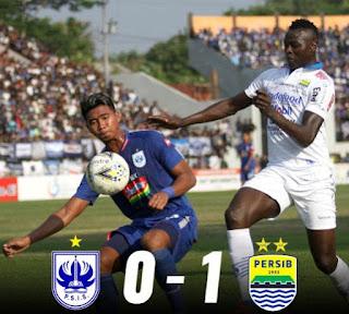 PSIS Semarang vs Persib Bandung 0-1