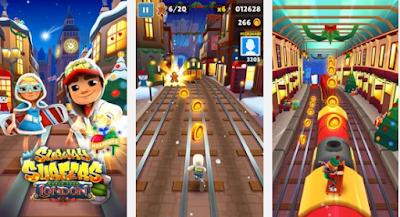 تحميل أخر إصدار لعبة صب واي سيرفرس Subway surfers الأندرويد و الايفون برابط مباشر