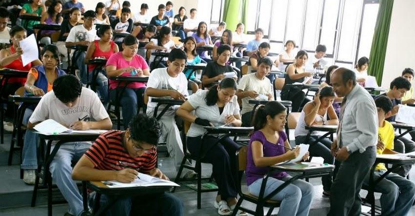 Conoce cuál es la realidad de las universidades en el Perú