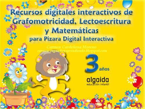 Recursos digitales interactivos