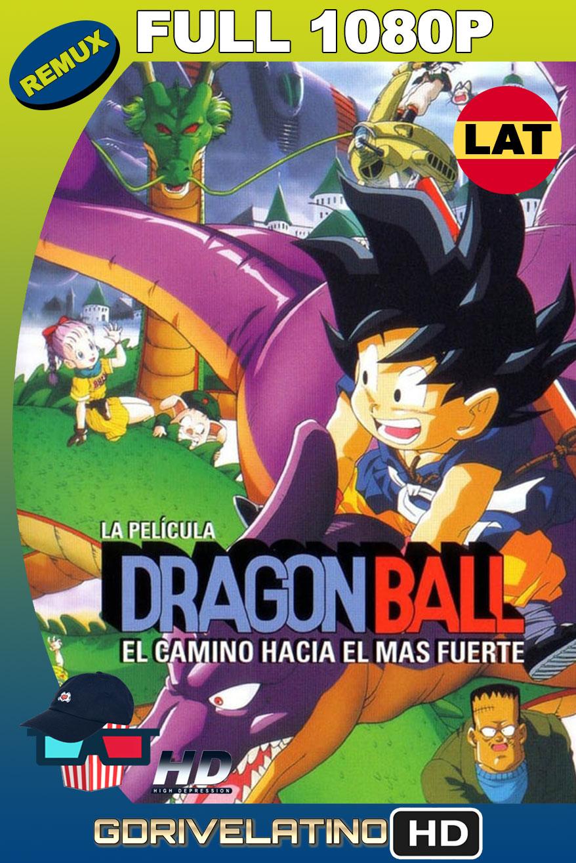 Dragon Ball: El camino hacia el más fuerte (1996) BDREMUX FULL 1080p Latino MKV