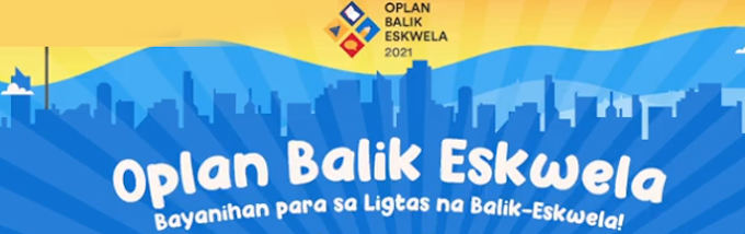WatchLive Now! Oblan Balik Eskwela | September 13, 2021