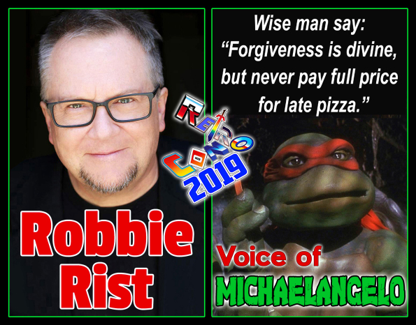 Cowabunga! Robbie Rist Added to Retro Con 2019 Guest List!