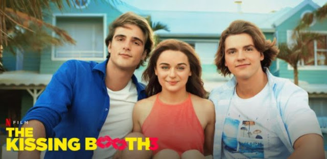 The Kissing Booth 3: Netflix Release date and time?