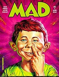 MAD Magazine #22