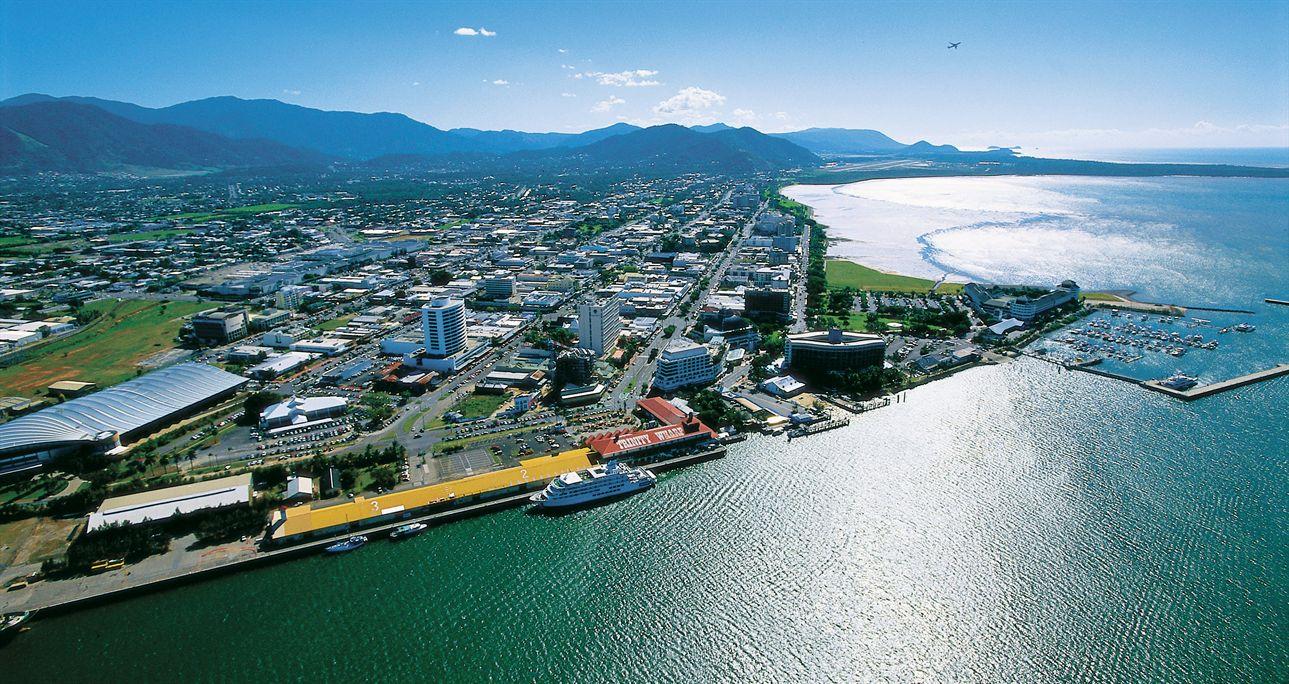 #Cairns - Austrália