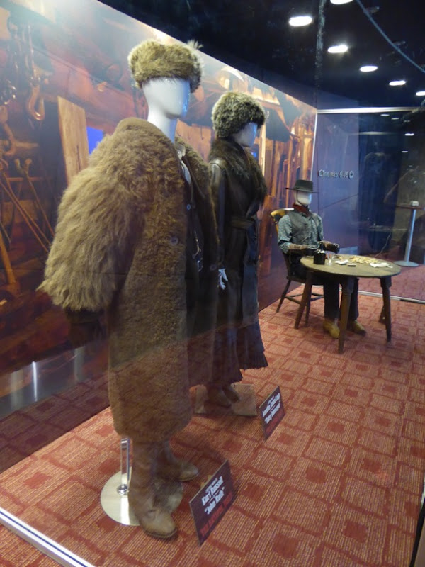 The Hateful Eight movie costumes