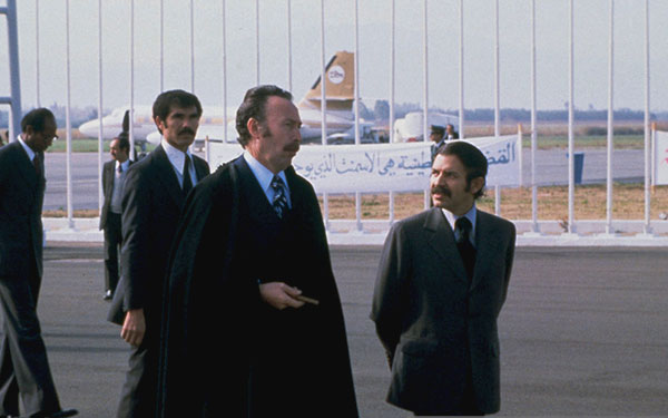 Algeria: Political Timeline, 1954-2020