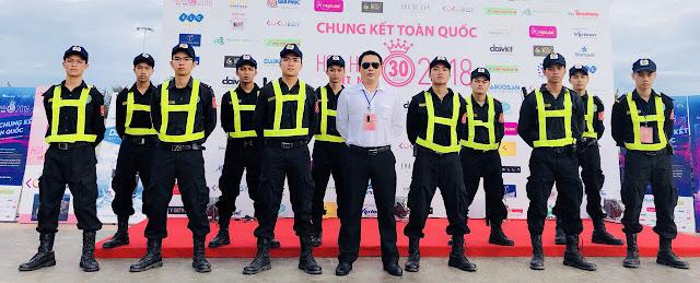 Xưởng may trang phục bảo vệ chuyên nghiệp