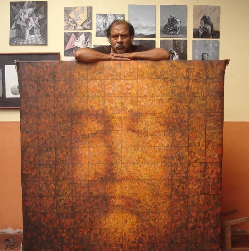 Pedro Caballero, Gestor del Concurso de Pintura Rápida más importante del país