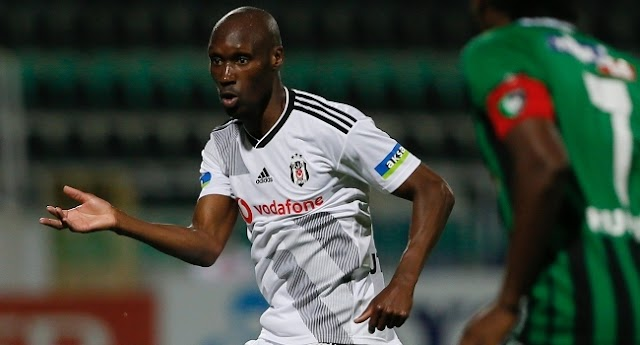 Atiba Beşiktaş'ta mutlu
