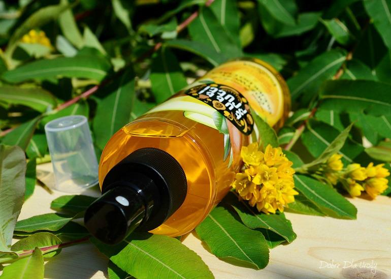 Tutti Frutti Argan i awokado odżywczy olejek do ciała