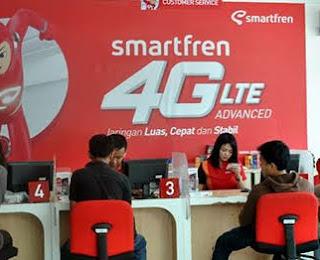 Loker PT Smartfren Telecom Tbk