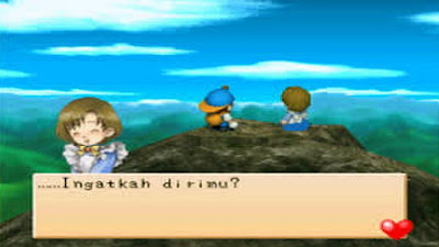 Misteri adis Masa Kecil Harvest Moon: Back to Nature