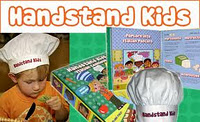 Handstand Kids Logo