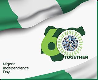 Nigeria 60 years anniversary