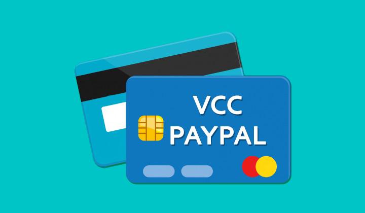 Cara Mudah Verifikasi Akun PayPal Melalui VCC (Virtual Credit Card)