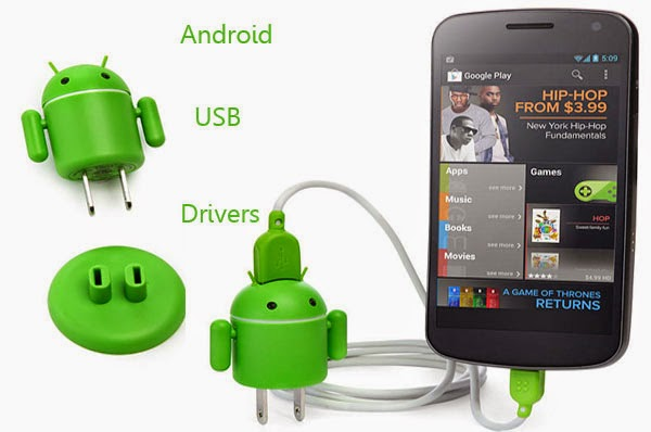 USB Driver Android