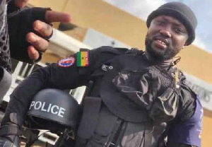 Policeman dies while on election duties at Ahafo Region