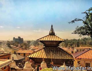 पशुपतिनाथ मंदिर का इतिहास | pashupatinath mandir  Nepal history in hindi