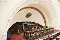 Hemiciclo de Sesiones del Capitolio Federal