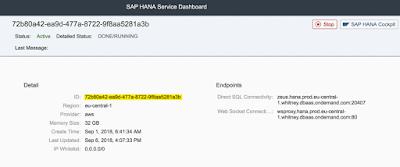 SAP HANA Database, SAP HANA WebIDE, SAP HANA Study Materials, SAP HANA Guides
