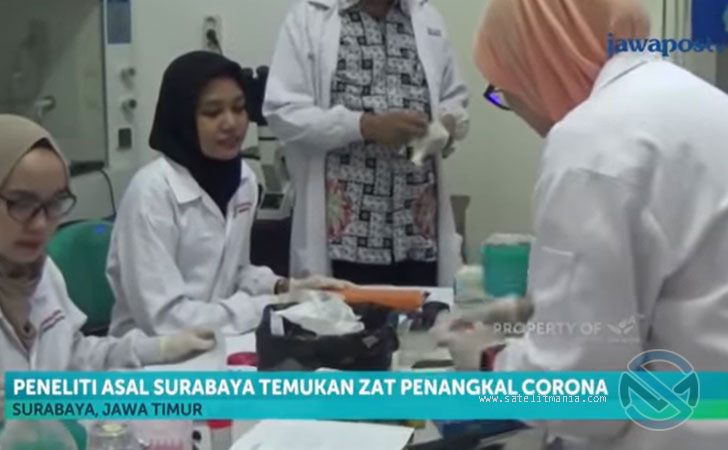 Frekuensi Terbaru dari Channel Jawa Pos TV 2020