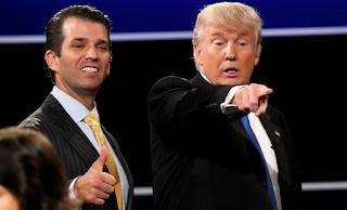 Donald Trump y Donald Trump Jr