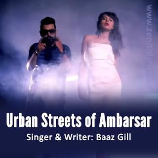Urban Streets of Ambarsar Lyrics - Baaz Gill