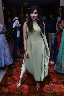 Indian Model Parvatii Nair at White Shadow Magazine launch (8)